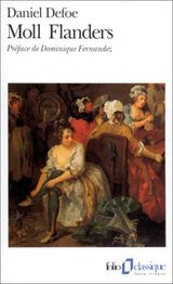 Couverture Moll Flanders