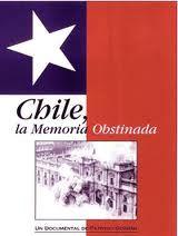 Affiche Chili : La mémoire obstinée