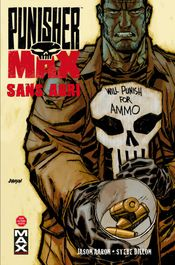 Couverture Sans abri - Punisher Max, tome 5