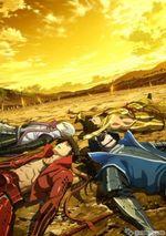 Affiche Sengoku Basara : The Last Party