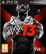 Jaquette WWE 13