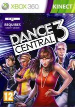 Jaquette Dance Central 3