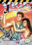 Jaquette Vice: Project Doom