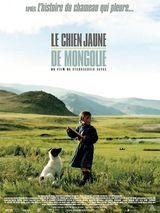 Affiche Le Chien jaune de Mongolie