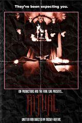 Affiche Ritual