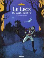 Couverture Leonora Von Stock - Le Legs de l'Alchimiste, tome 2