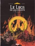 Couverture Anna & Zaccharia, Le Legs de l'Alchimiste, tome 5