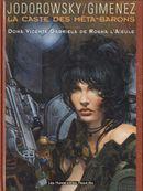 Couverture Doña Vicenta Gabriela de Rokha l'Aïeule - La Caste des Méta-Barons, tome 6