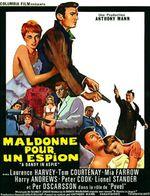 Affiche Maldonne pour un espion