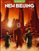 Couverture Uchronie(s) : New Beijing, tome 1