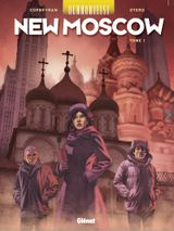 Couverture Uchronie(s) : New Moscow, tome 1