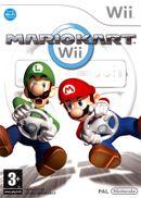 Jaquette Mario Kart Wii