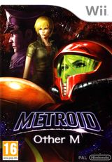 Jaquette Metroid : Other M