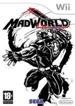 Jaquette MadWorld
