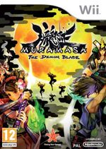 Jaquette Muramasa : The Demon Blade