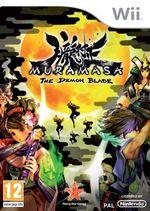 Jaquette Muramasa: The Demon Blade