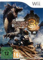 Jaquette Monster Hunter Tri