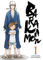 Couverture Barakamon