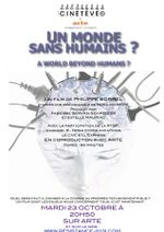 Affiche Un monde sans humains ?
