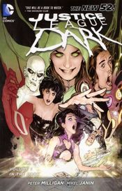 Couverture In the Dark - Justice League Dark, tome 1