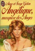 Couverture Angélique, marquise des anges - Angélique, tome 1