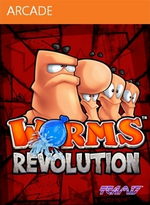 Jaquette Worms Revolution