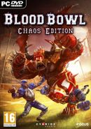 Jaquette Blood Bowl : Chaos Edition