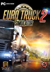 Jaquette Euro Truck Simulator 2