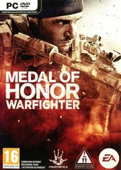Jaquette Medal of Honor : Warfighter