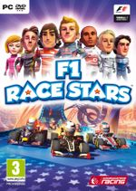 Jaquette F1 Race Stars