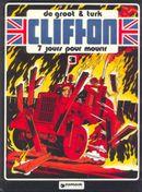 Couverture 7 Jours pour mourir - Clifton, tome 3