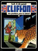 Couverture Une panthère pour le colonel - Clifton, tome 6