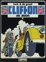 Couverture Sir Jason - Clifton, tome 7