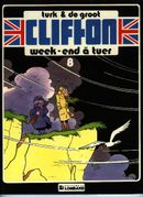 Couverture Week-end à tuer - Clifton, tome 8