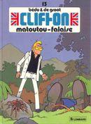 Couverture Matoutou-Falaise - Clifton, tome 13