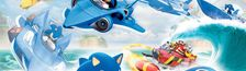 Jaquette Sonic & All Stars Racing Transformed