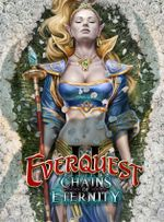 Jaquette EverQuest II : Chains of Eternity