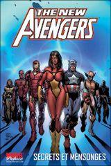 Couverture Secrets et Mensonges - The New Avengers, tome 2