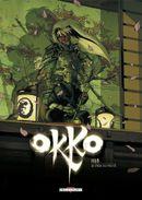 Couverture Le Cycle du feu : Deuxième Partie - Okko, tome 8