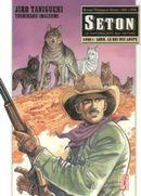 Couverture Lobo, le roi des loups - Seton, tome 1