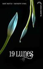 Couverture 19 Lunes - Le Livre des lunes, tome 4