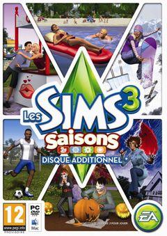 Jaquette Les Sims 3 : Saisons