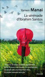 Couverture La sérénade d'Ibrahim Santos