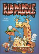 Couverture Alien chantilly - Kid Paddle, tome 5