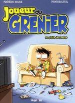 Couverture Ma folle Jeunesse - Joueur du Grenier, tome 1