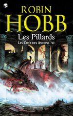 Couverture Les Pillards - Les Cités des Anciens, tome 6