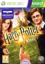 Jaquette Harry Potter pour Kinect