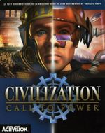 Jaquette Civilization : Call to Power