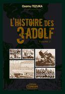 Couverture L'Histoire des 3 Adolf, tome 4