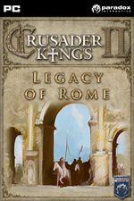 Jaquette Crusader Kings II: Legacy of Rome
